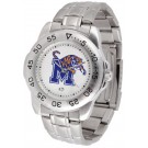 Memphis Tigers Sport Steel Band Men's Watch