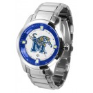 Memphis Tigers Titan Steel Watch by