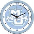"Marquette Golden Eagles 12"" Blue Wall Clock"