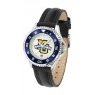 Marquette Golden Eagles Competitor Ladies Watch with Leather Band