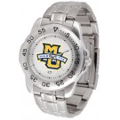 Marquette Golden Eagles Sport Steel Band Men's Watch
