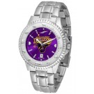 Minnesota State-Mankato Mavericks Competitor AnoChrome Men's Watch with Steel Band