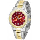 Minnesota Golden Gophers Competitor AnoChrome Two Tone Watch