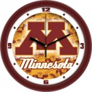 "Minnesota Golden Gophers 12"" Dimension Wall Clock"