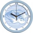 """Missouri Tigers 12"""" Blue Wall Clock"""