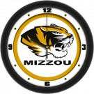 "Missouri Tigers Traditional 12"" Wall Clock"