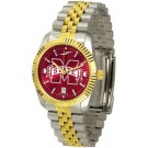 Mississippi State Bulldogs Executive AnoChrome Men's Watch by