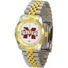 """Mississippi State Bulldogs """"The Executive"""" Men's Watch"""