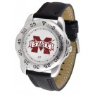 Mississippi State Bulldogs Gameday Sport Men's Watch by Suntime