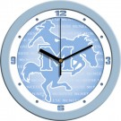 "McNeese State Cowboys 12"" Blue Wall Clock"