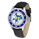McNeese State Cowboys Competitor Men's Watch by Suntime