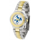 McNeese State Cowboys Competitor Ladies Watch with Two-Tone Band