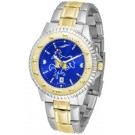McNeese State Cowboys Competitor AnoChrome Two Tone Watch