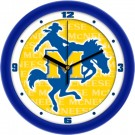 "McNeese State Cowboys 12"" Dimension Wall Clock"