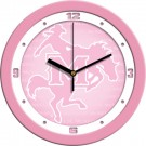"McNeese State Cowboys 12"" Pink Wall Clock"
