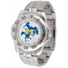 McNeese State Cowboys Sport Steel Band Men's Watch