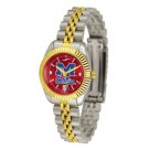 Mississippi (Ole Miss) Rebels Ladies Executive AnoChrome Watch by