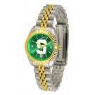 Michigan State Spartans Ladies Executive AnoChrome Watch by