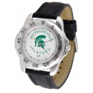 Michigan State Spartans Gameday Sport Men's Watch by Suntime
