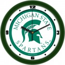 "Michigan State Spartans Traditional 12"" Wall Clock"