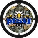 "Morehead State Eagles 12"" Camo Wall Clock"