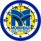 "Morehead State Eagles 12"" Dimension Wall Clock"