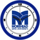 "Morehead State Eagles Traditional 12"" Wall Clock"