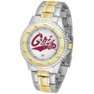 Montana Grizzlies Competitor Two Tone Watch