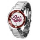 Montana Grizzlies Titan Steel Watch