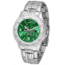 Marshall Thundering Herd Competitor AnoChrome Men's Watch with Steel Band
