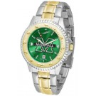Marshall Thundering Herd Competitor AnoChrome Two Tone Watch