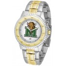Marshall Thundering Herd Competitor Two Tone Watch