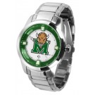 Marshall Thundering Herd Titan Steel Watch