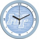 """Middle Tennessee State Blue Raiders 12"""" Blue Wall Clock"""