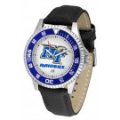 Middle Tennessee State Blue Raiders Competitor Men's Watch by Suntime