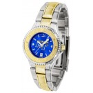 Middle Tennessee State Blue Raiders Competitor AnoChrome Ladies Watch with Two-Tone Band