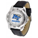 Middle Tennessee State Blue Raiders Gameday Sport Men's Watch by Suntime