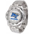 Middle Tennessee State Blue Raiders Sport Steel Band Men's Watch