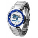 Middle Tennessee State Blue Raiders Titan Steel Watch