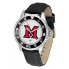 Miami (Ohio) RedHawks Competitor Men's Watch by Suntime