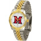 "Miami (Ohio) RedHawks ""The Executive"" Men's Watch"