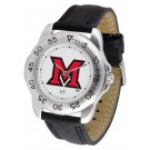Miami (Ohio) RedHawks Gameday Sport Men's Watch by Suntime