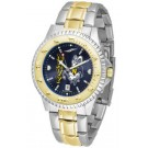 Navy Midshipmen Competitor AnoChrome Two Tone Watch