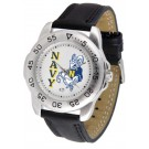 Navy Midshipmen Gameday Sport Men's Watch by Suntime