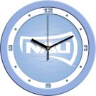 "Northern Arizona (NAU) Lumberjacks 12"" Blue Wall Clock"