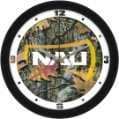 "Northern Arizona (NAU) Lumberjacks 12"" Camo Wall Clock"