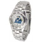 Northern Arizona (NAU) Lumberjacks Gameday Sport Ladies' Watch with a Metal Band