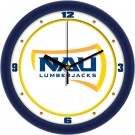"Northern Arizona (NAU) Lumberjacks Traditional 12"" Wall Clock"