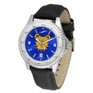 North Carolina A & T Aggies Competitor AnoChrome Men's Watch with Nylon/Leather Band