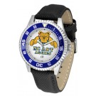 North Carolina A & T Aggies Competitor Men's Watch by Suntime